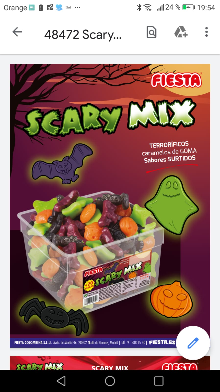 Scary Mix