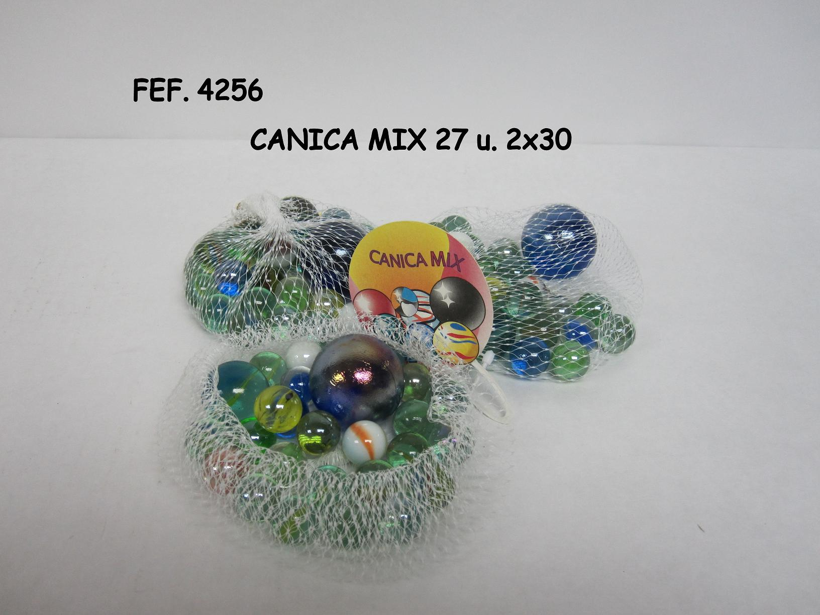Canicas Mix