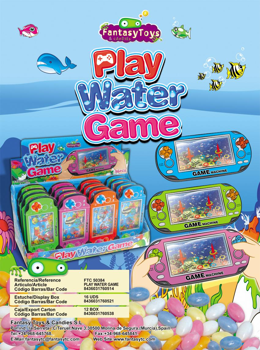 Play Water Game
