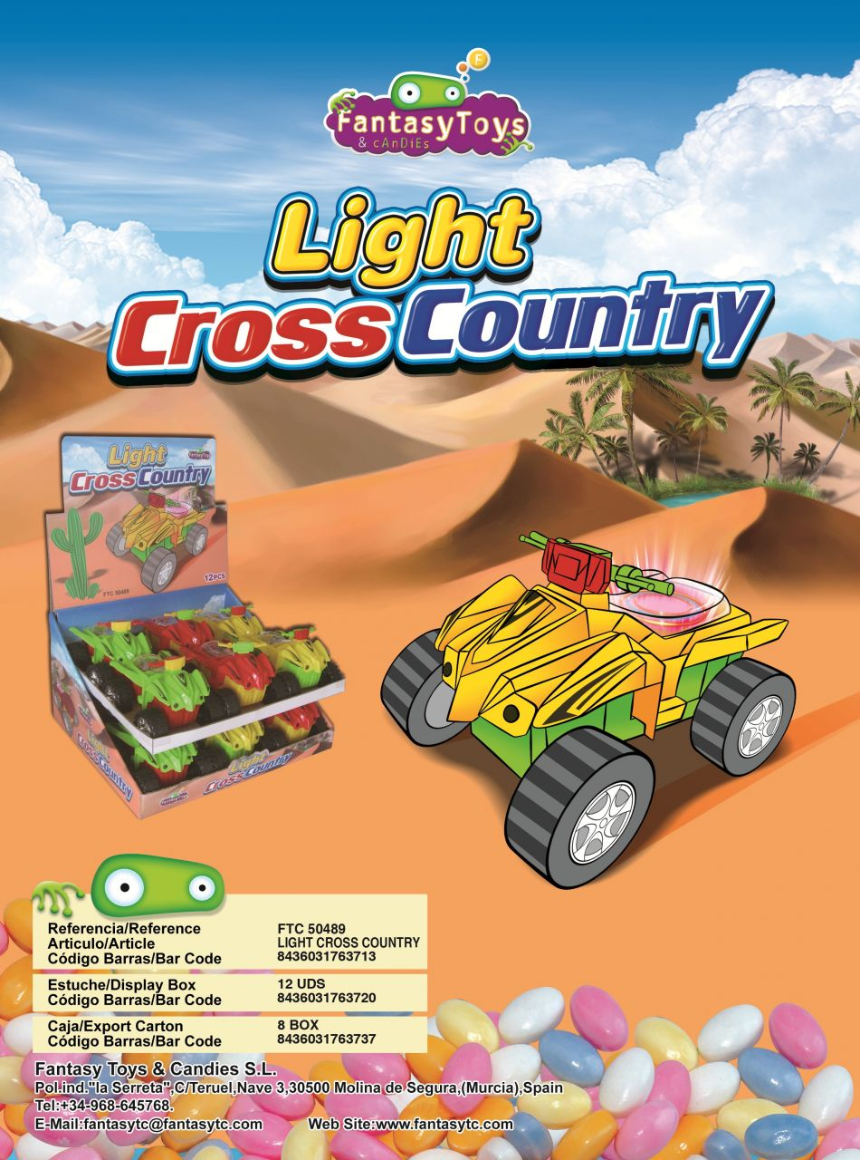 Light Croos Country