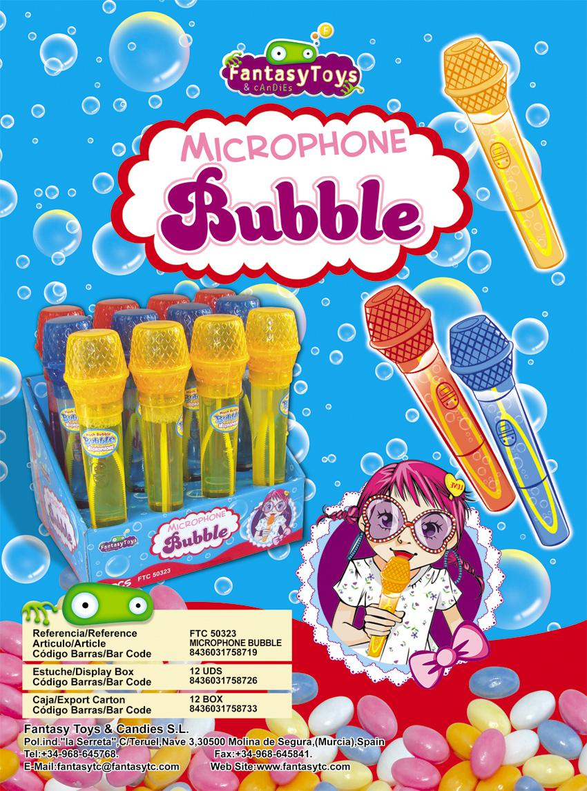Microphone Bubble