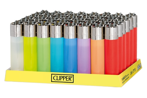 Clipper Transparente