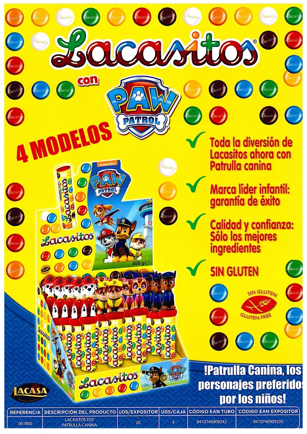 Lacasitos Toys
