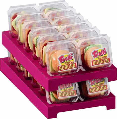 Trolli Burger Tray